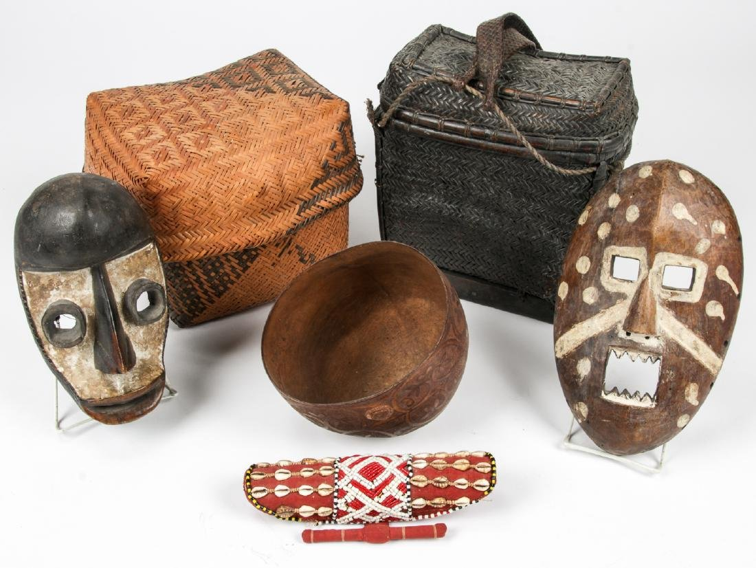 African/S.East Asian Ethnographic Arts Collection (6