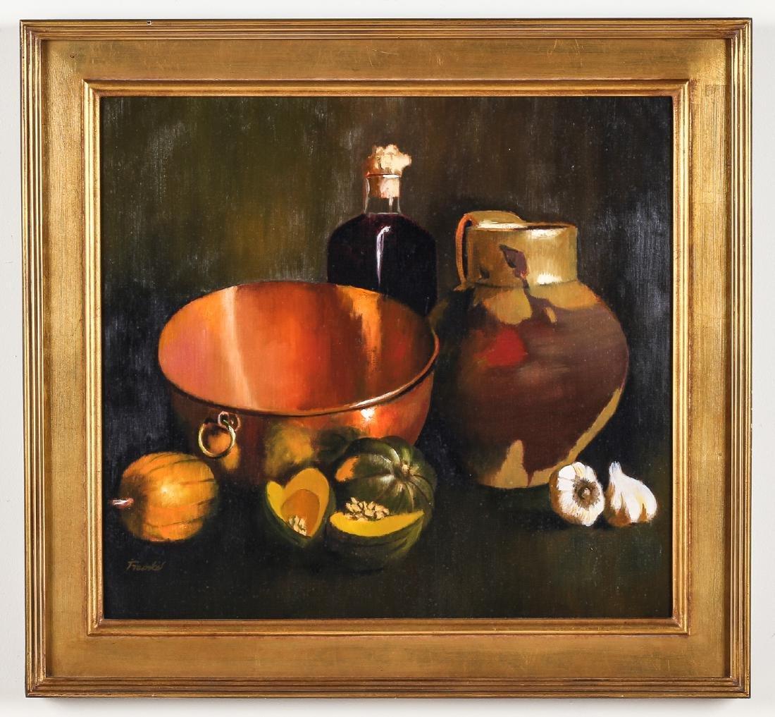 "Peter Fraenkel (American, b. 1955) ""Gourds and Copper"