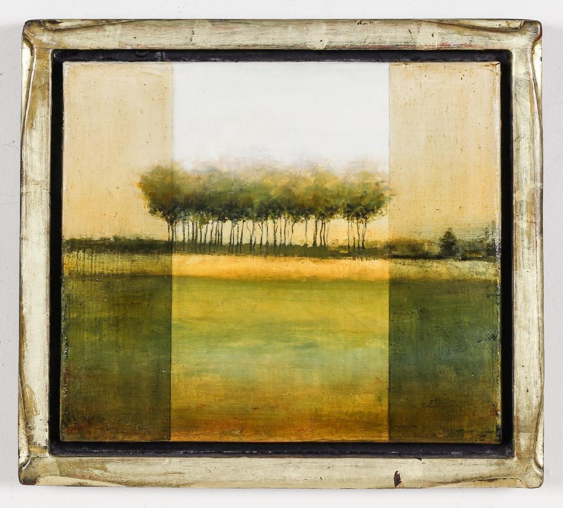 Tal Walton (b. 1965) Landscape Painting