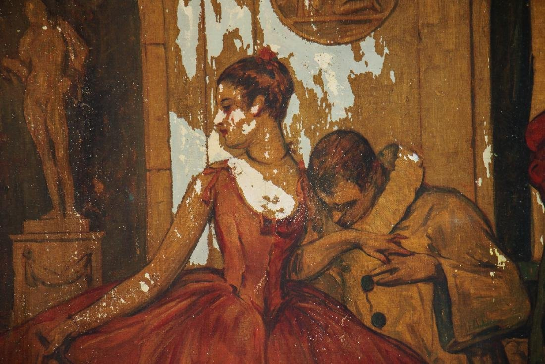 Maurice Molarsky (1885-1950) Mural Painting - 8