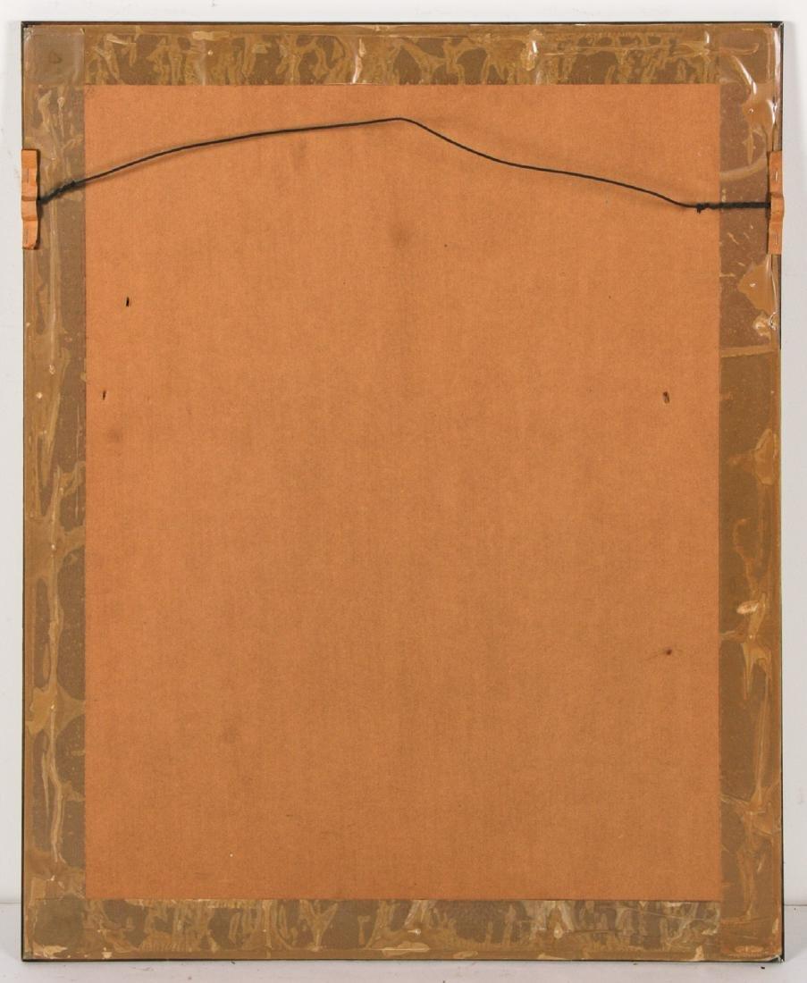 "Kaiko Moti (1921-1989) ""Nude"" Lithograph - 4"