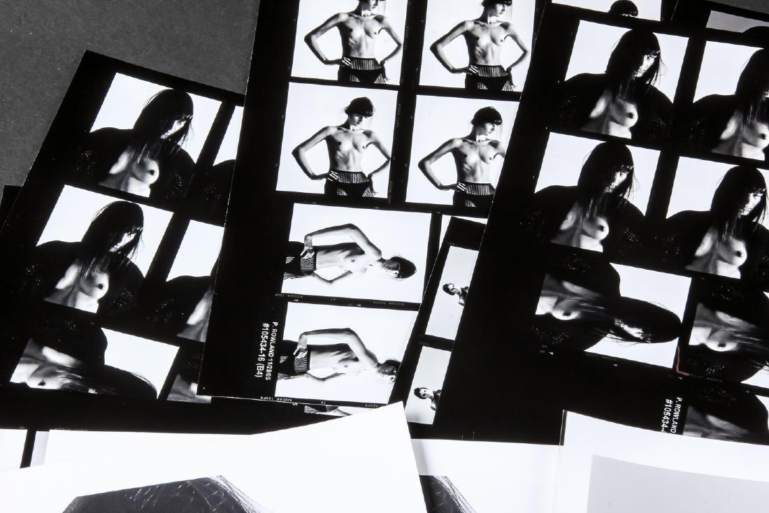Paul Rowland Studio (American, 20th c.) Portfolio of - 2
