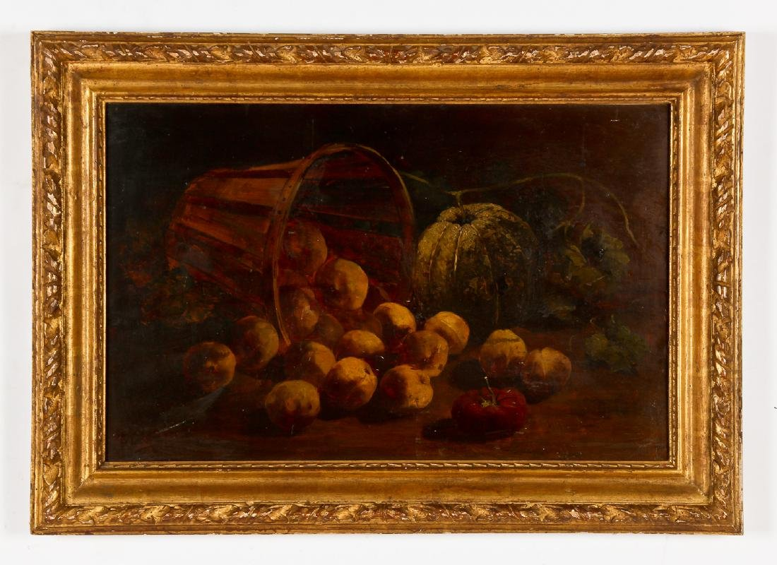 Antique Still Life Painting