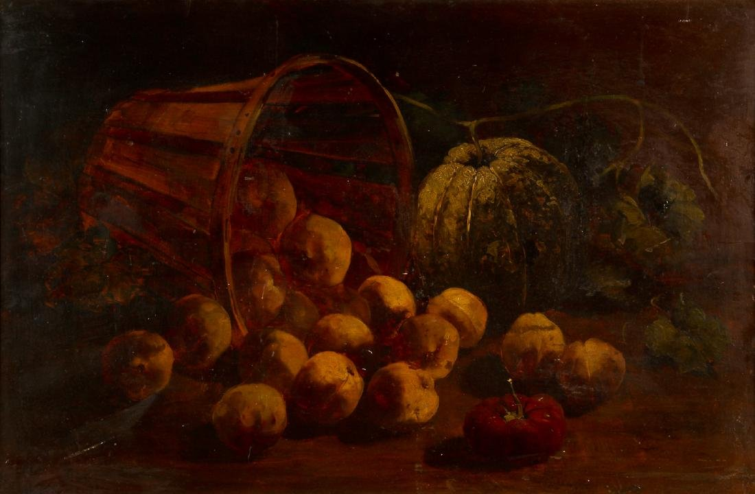 Antique Still Life Painting - 2
