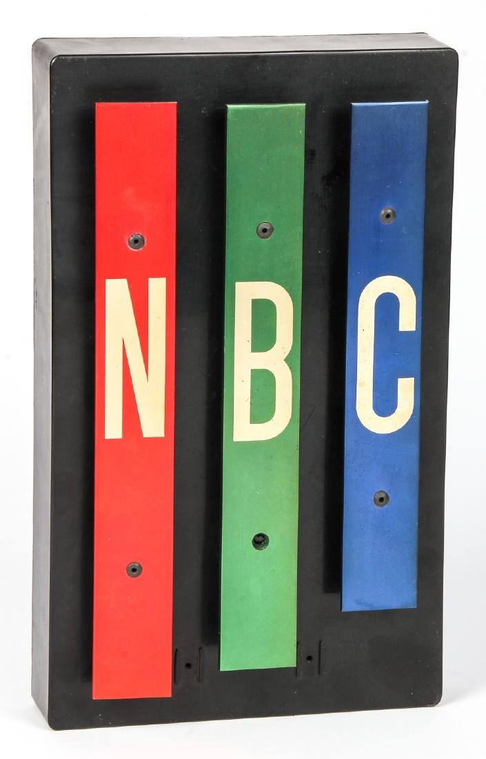 Vintage NBC Promotional Chime