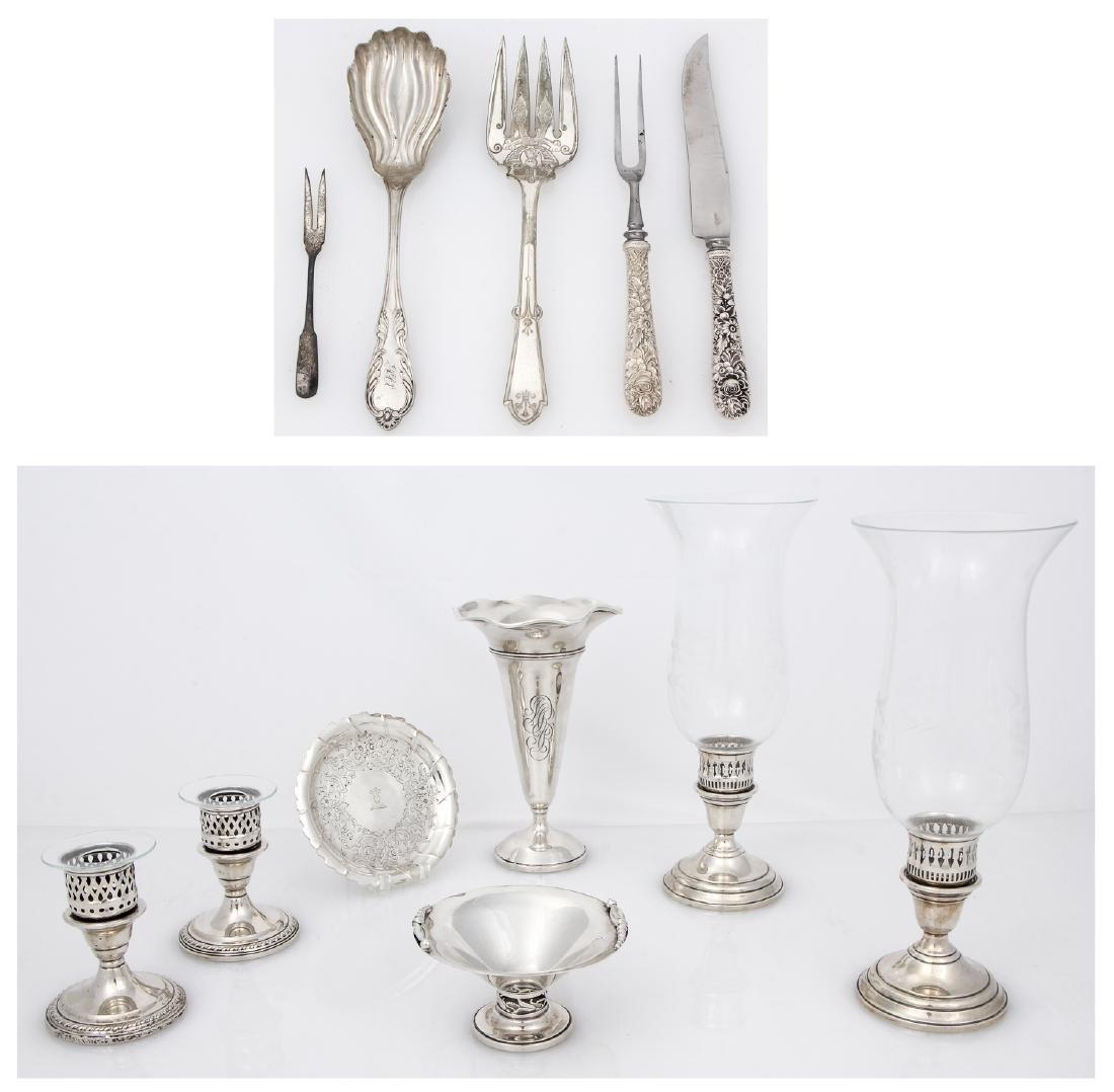Assorted Estate Silver