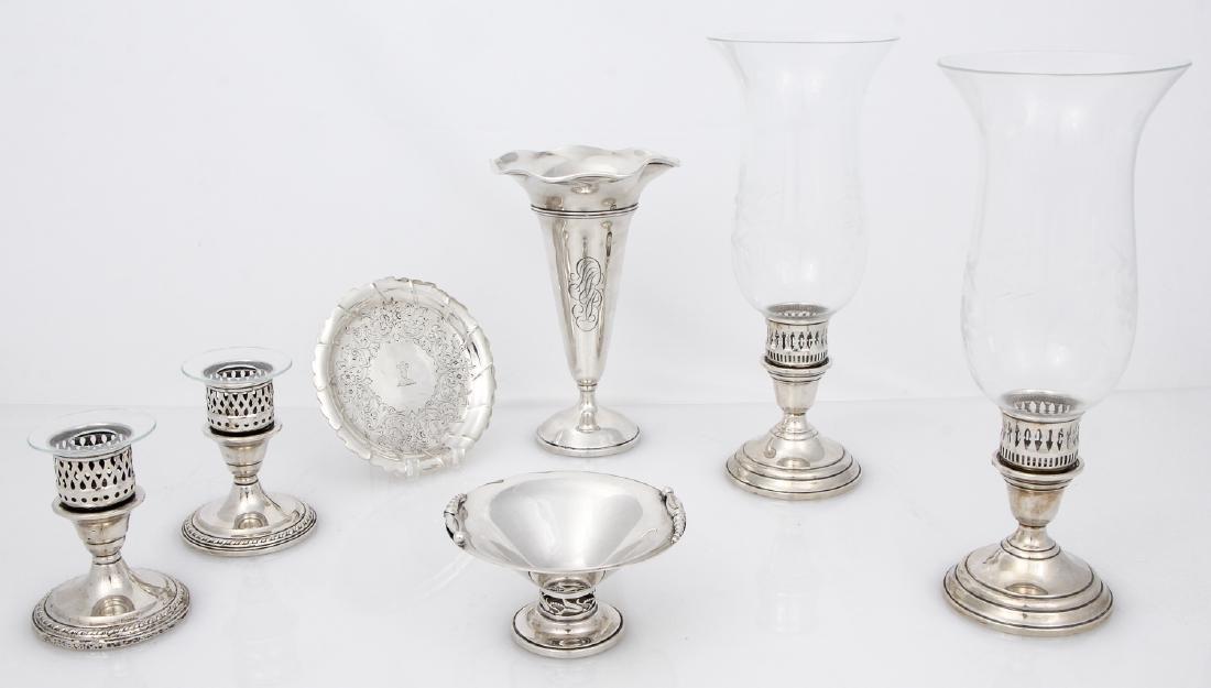 Assorted Estate Silver - 2