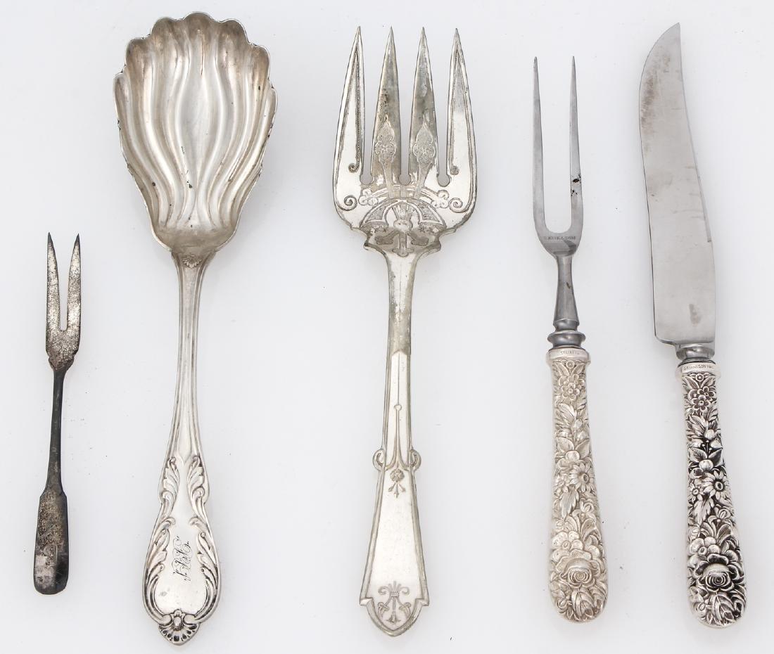 Assorted Estate Silver - 7