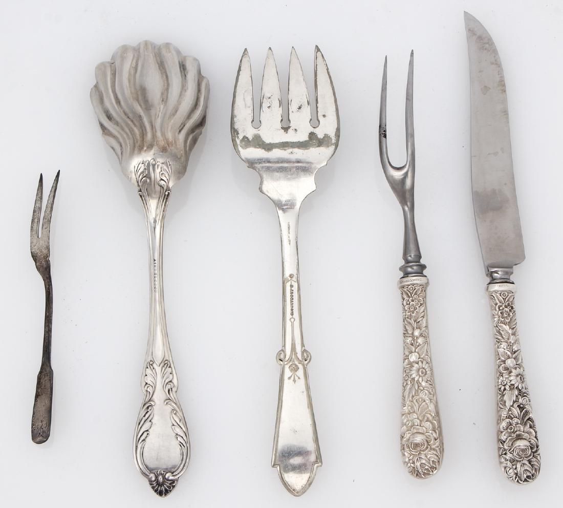 Assorted Estate Silver - 8