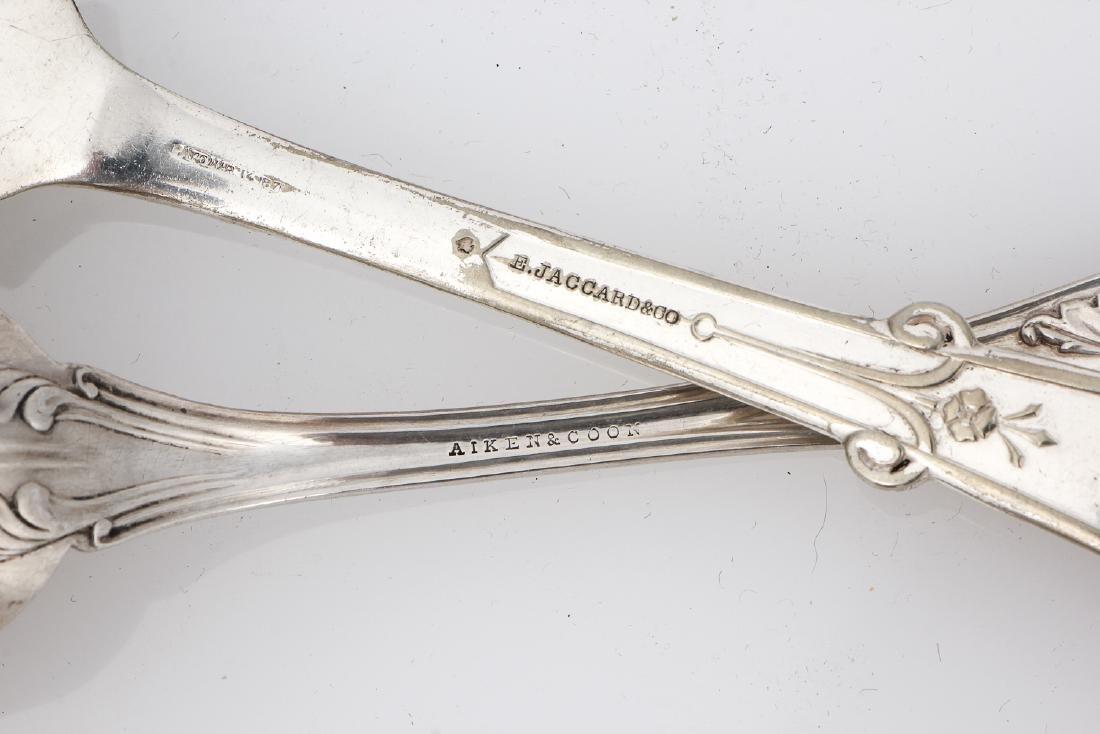 Assorted Estate Silver - 9