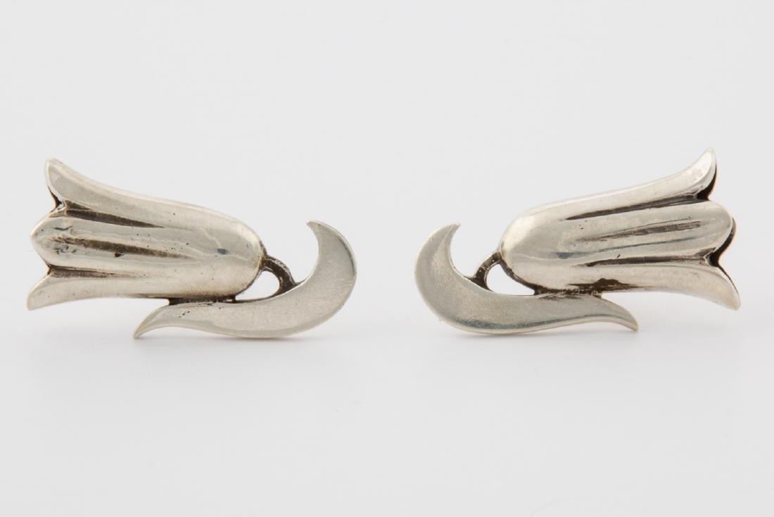 Georg Jensen USA Bracelet and Earrings - 2