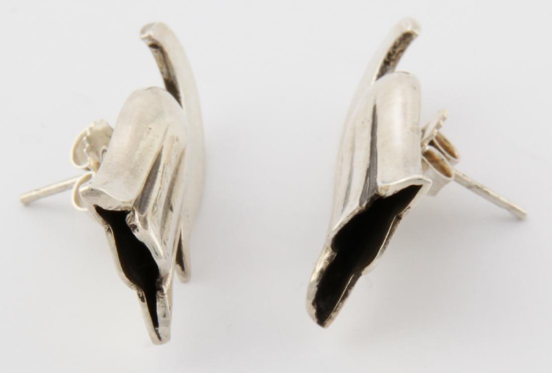 Georg Jensen USA Bracelet and Earrings - 3