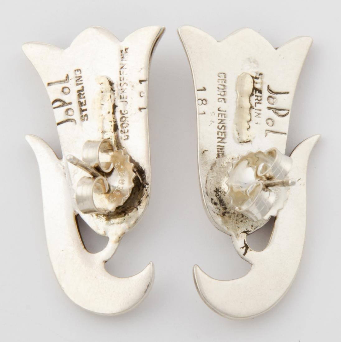 Georg Jensen USA Bracelet and Earrings - 4