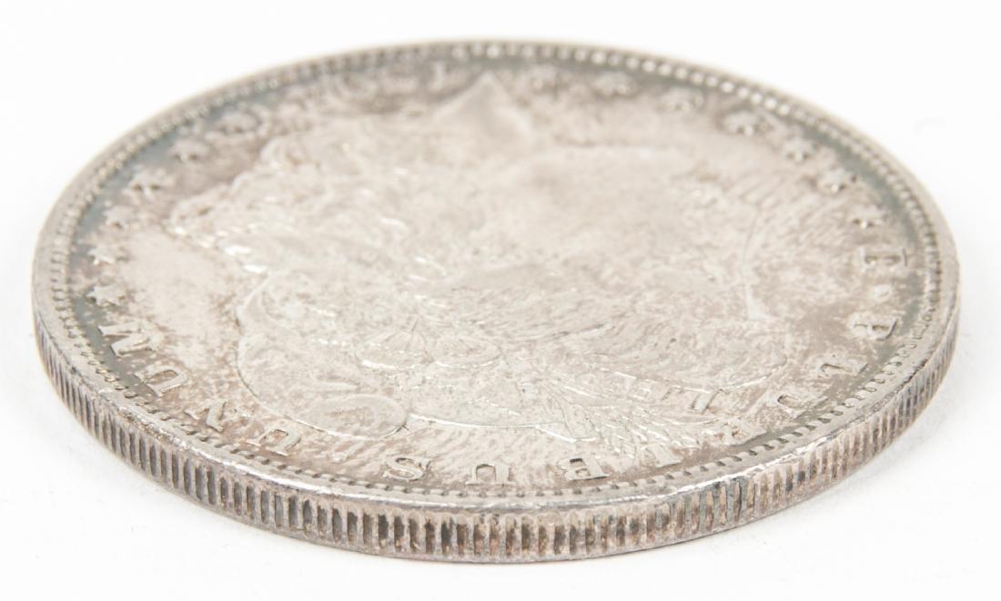 1894 Morgan Silver Dollar - 3