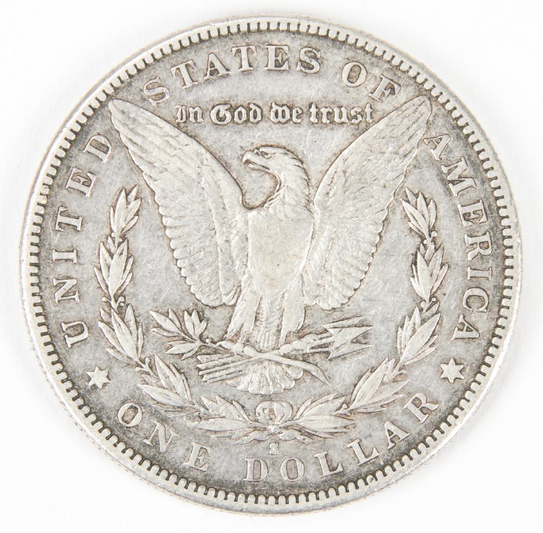 1894 S Morgan Silver Dollar - 2