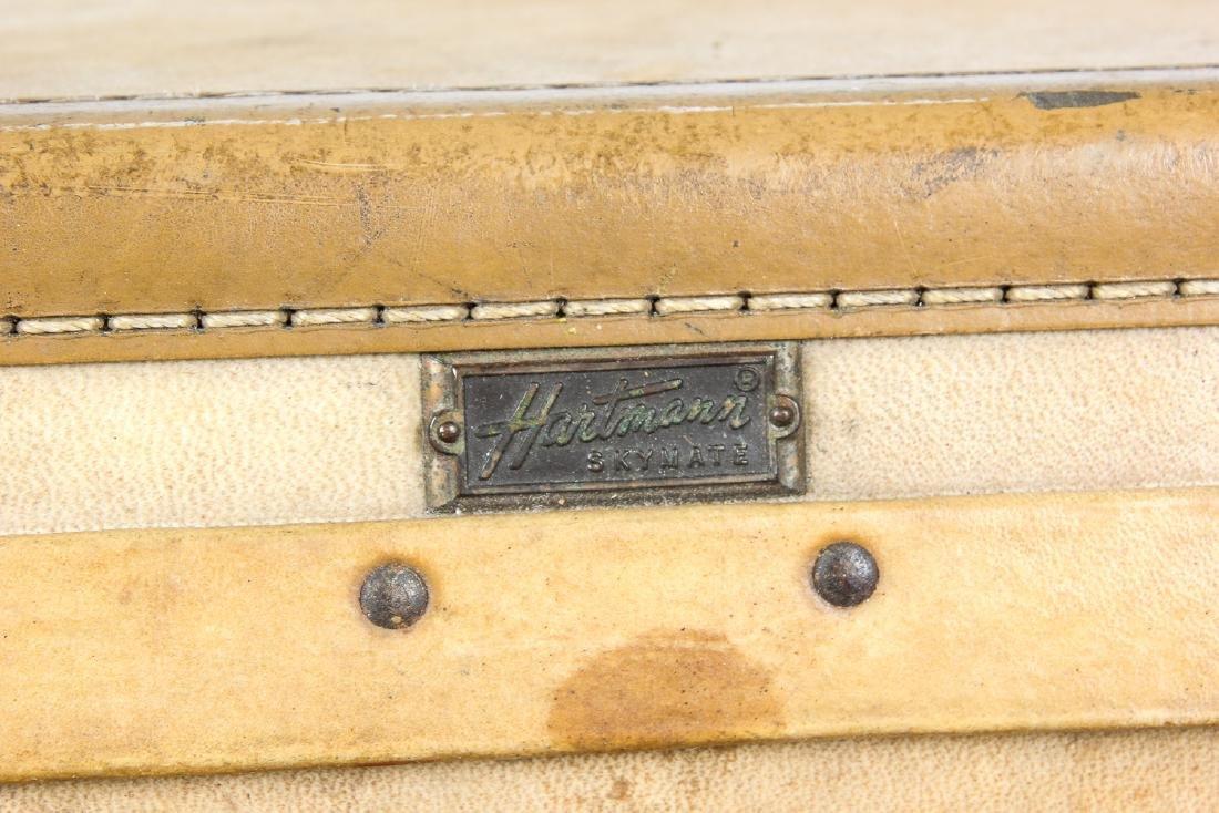 4 Vintage Hartmann Suitcases - 2
