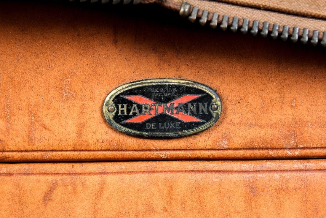 4 Vintage Hartmann Suitcases - 3