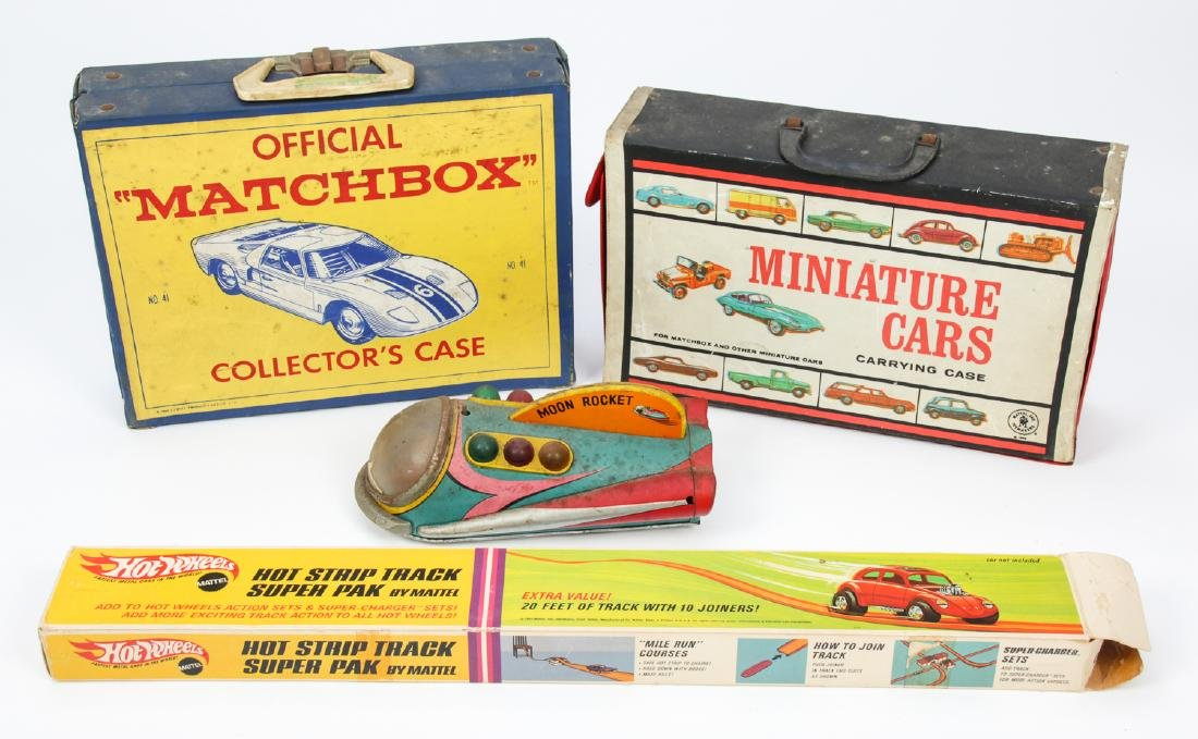 Collector's Lot of Vintage Matchbox Cars