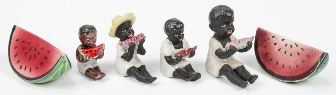18 pc Black Americana Memorabilia Collection. - 4