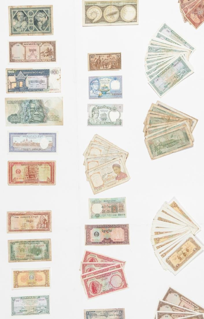 Travel Archive of Paper Money, Stamps, and Postcards, - 3
