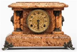Antique American Seth Thomas Mantle Clock