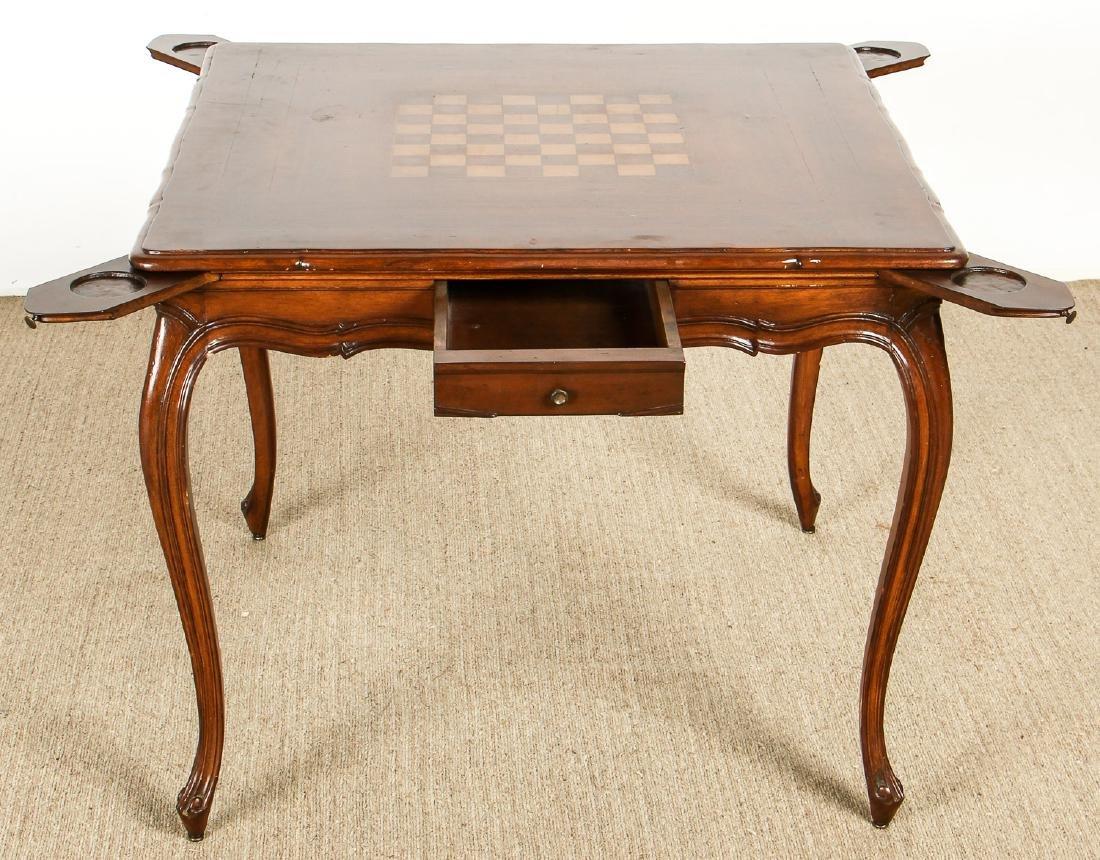 Louis XVI Style Chess Table - 2