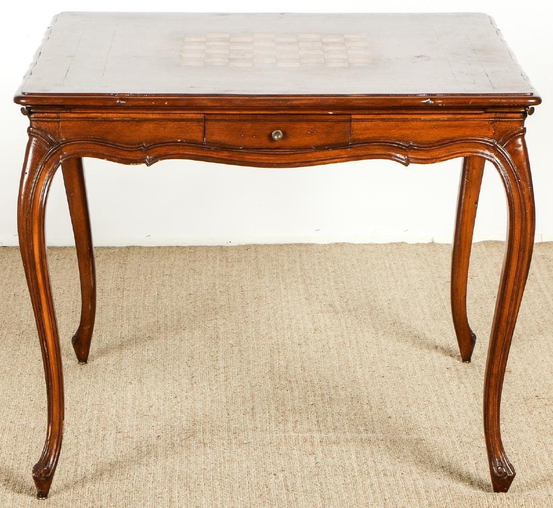 Louis XVI Style Chess Table - 6
