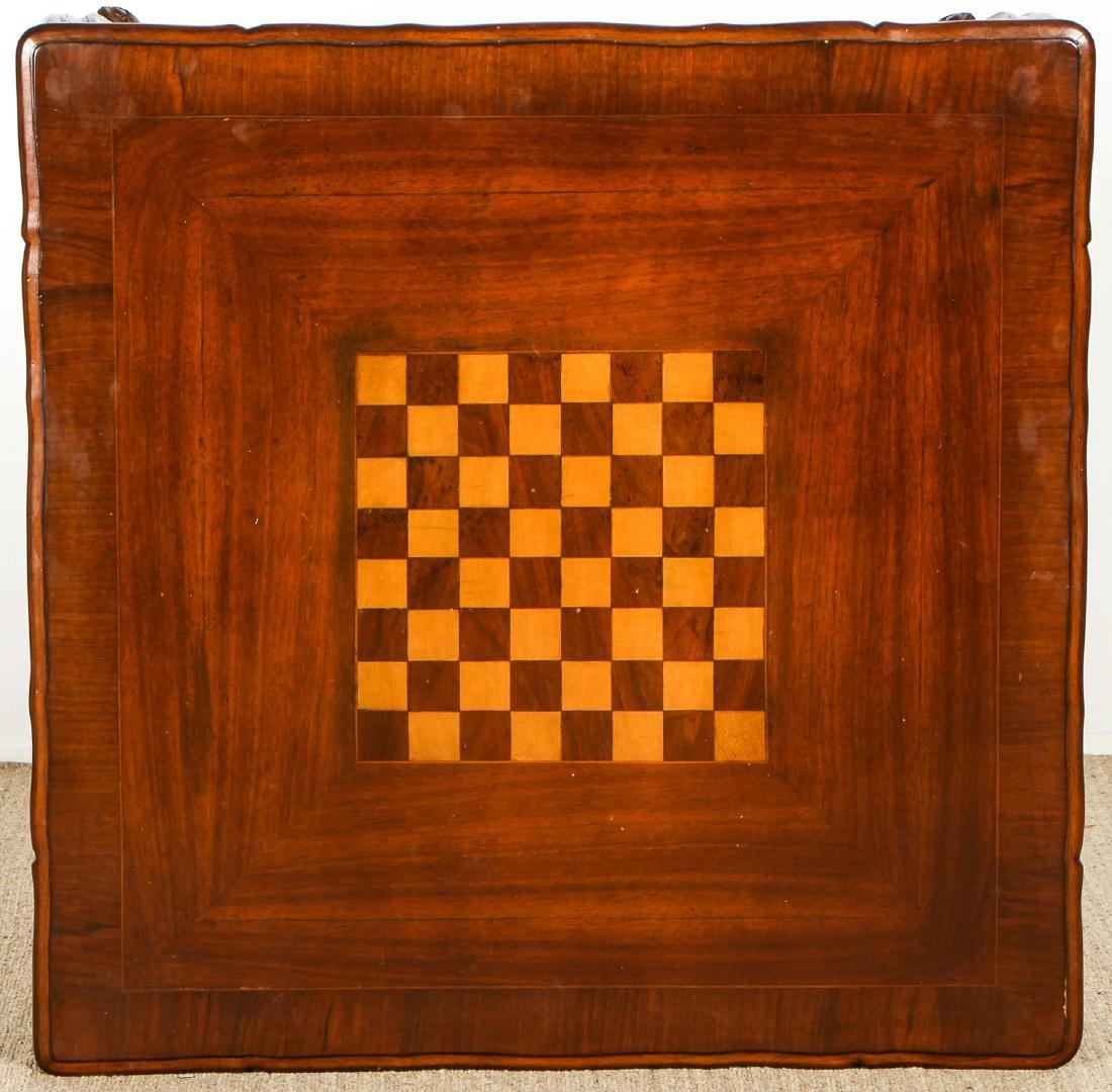 Louis XVI Style Chess Table - 9