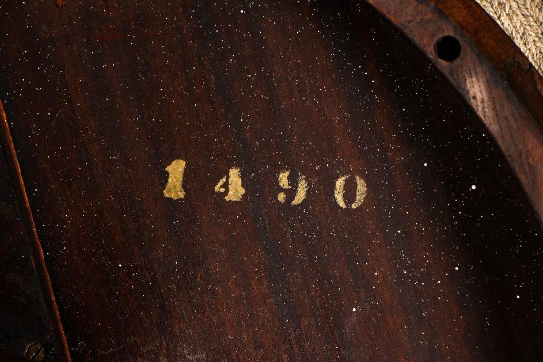 Regency Style Small Clawfoot Mahogany Table w. - 7