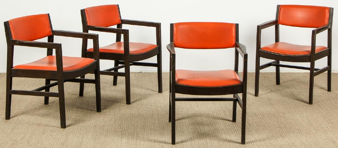 Group of 4 Thonet Modern Chairs