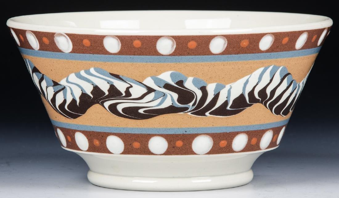 Don Carpentier Mochaware Bowl - 2