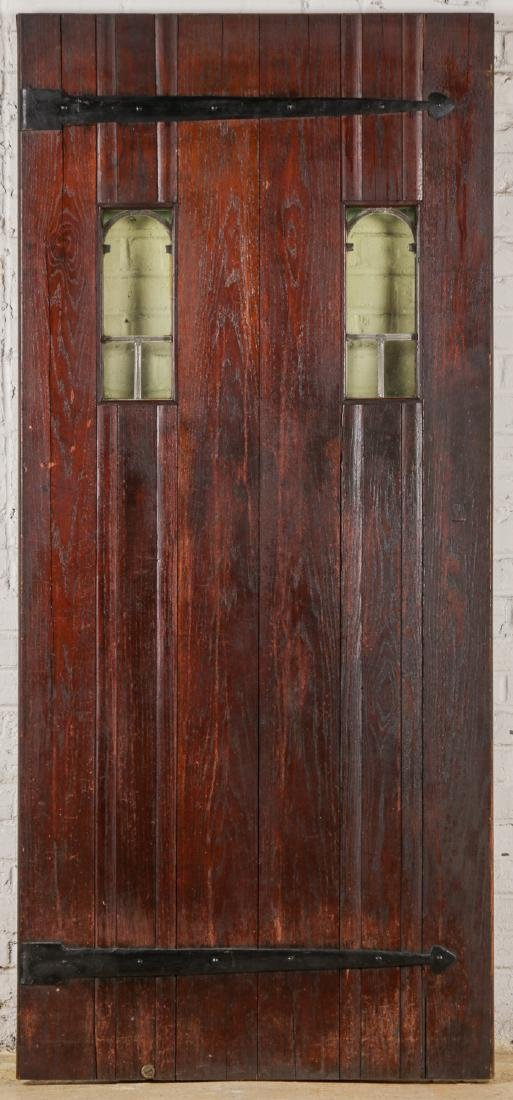 3 Craftsman Arts and Crafts Style Mission Doors - 2