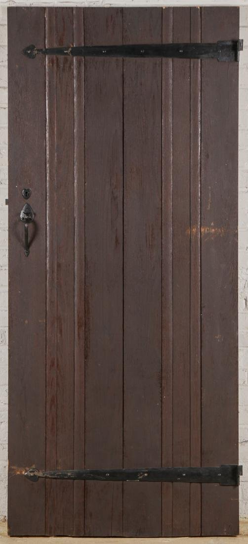 4 Craftsman Arts and Crafts Style Mission Doors - 6