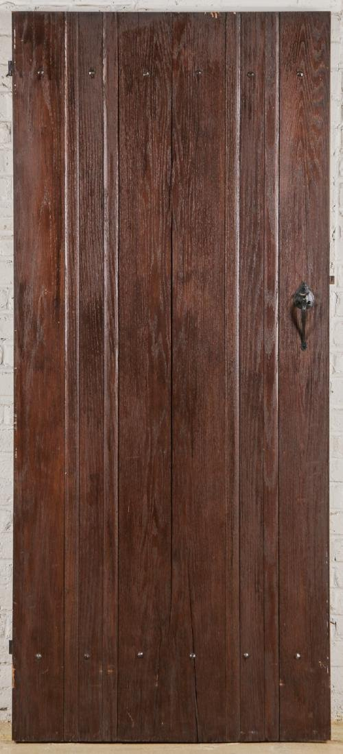 4 Craftsman Arts and Crafts Style Mission Doors - 7