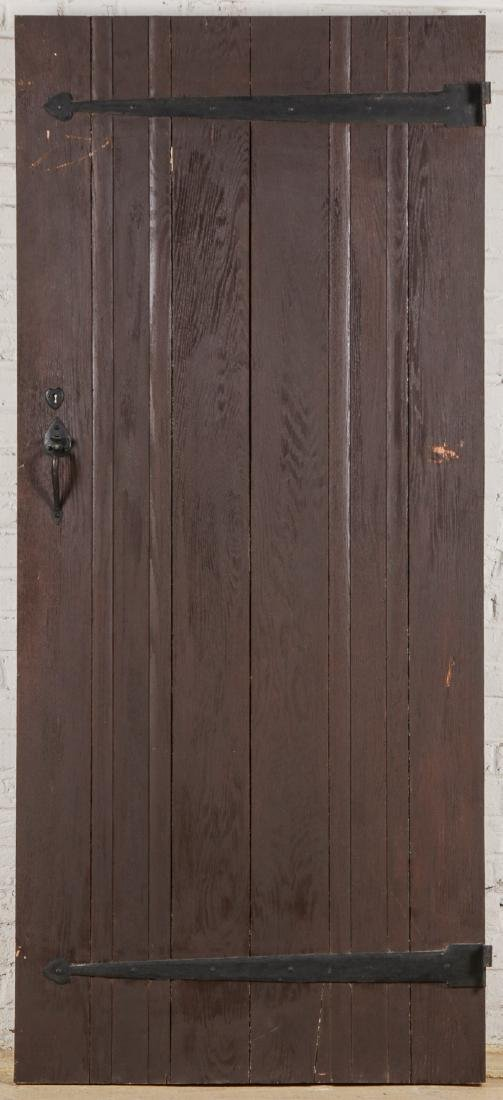 4 Craftsman Arts and Crafts Style Mission Doors - 8