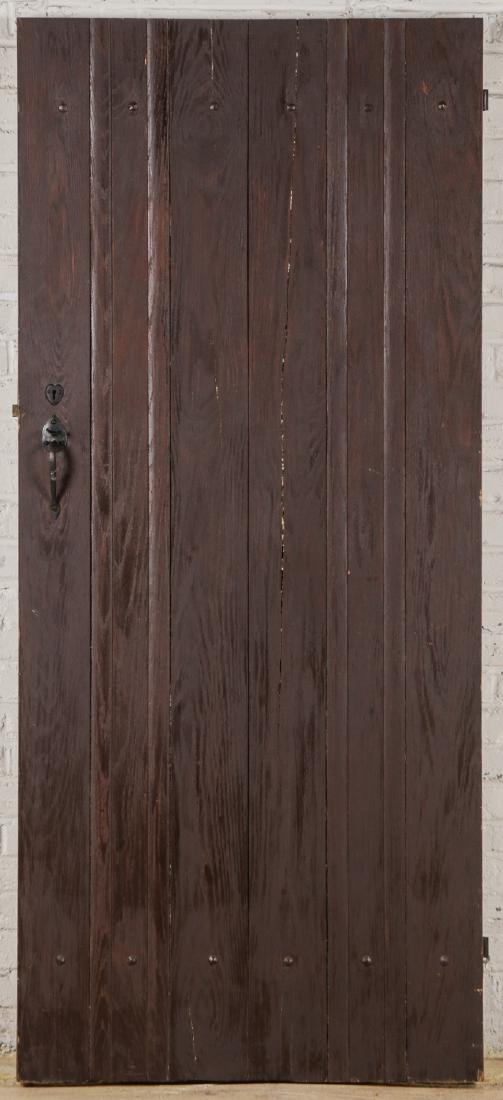 3 Craftsman Arts and Crafts Style Mission Doors - 3