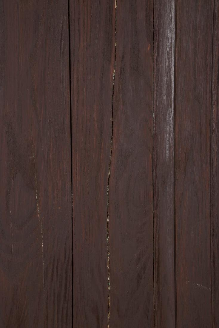 3 Craftsman Arts and Crafts Style Mission Doors - 4