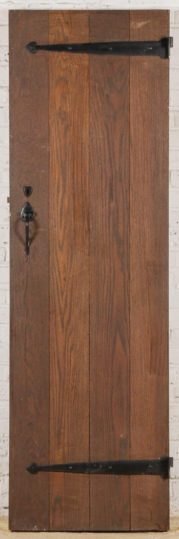 3 Craftsman Arts and Crafts Style Mission Doors - 7