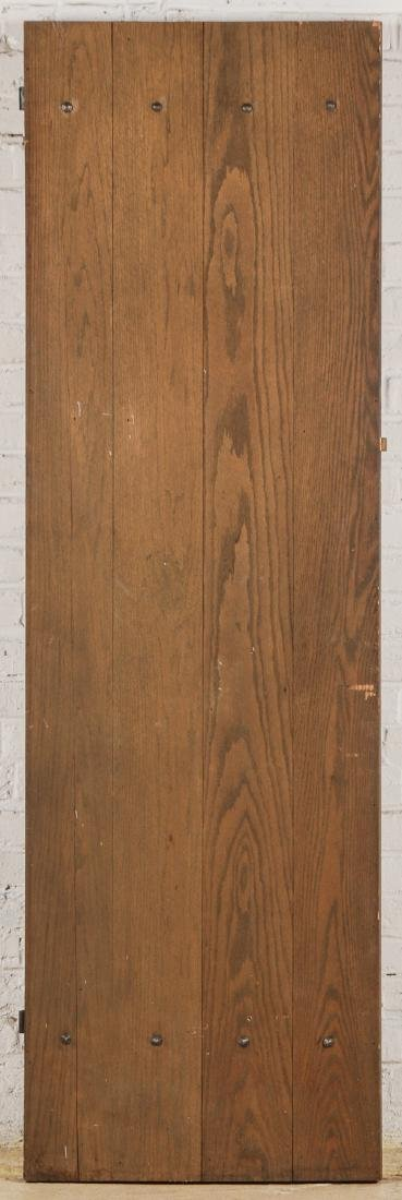 3 Craftsman Arts and Crafts Style Mission Doors - 8