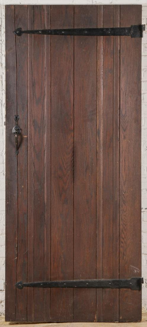 4 Craftsman Arts and Crafts Style Mission Doors - 2
