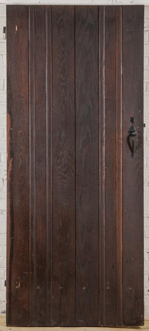 4 Craftsman Arts and Crafts Style Mission Doors - 3