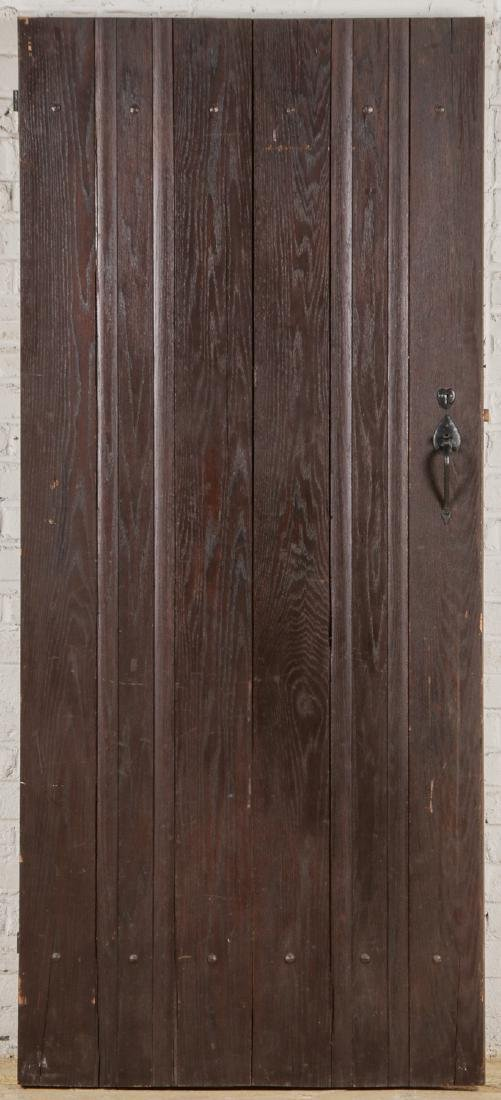 4 Craftsman Arts and Crafts Style Mission Doors - 9