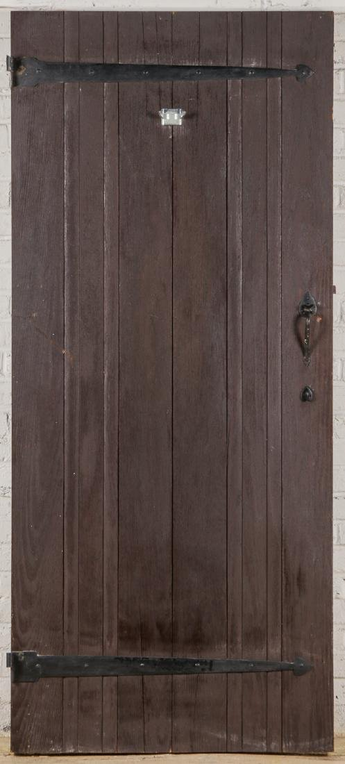 4 Craftsman Arts and Crafts Style Mission Doors - 4