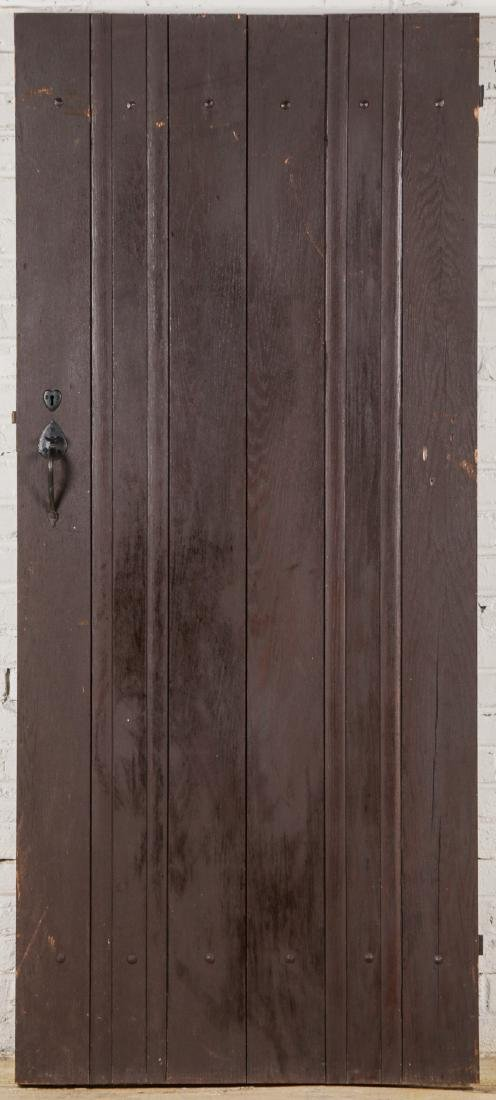 4 Craftsman Arts and Crafts Style Mission Doors - 5