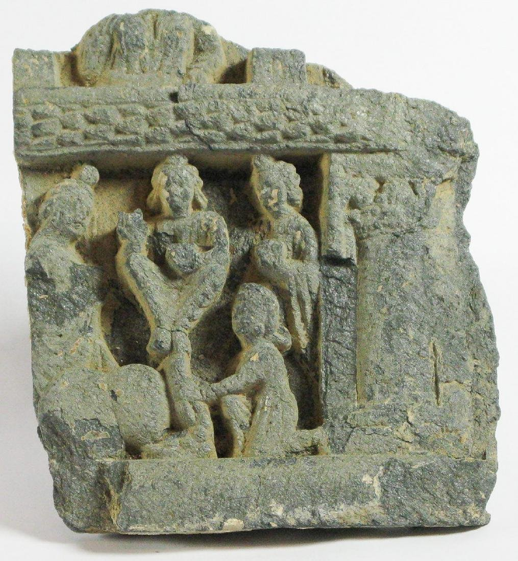Gandhara Bas Relief, 1st - 4th Century CE