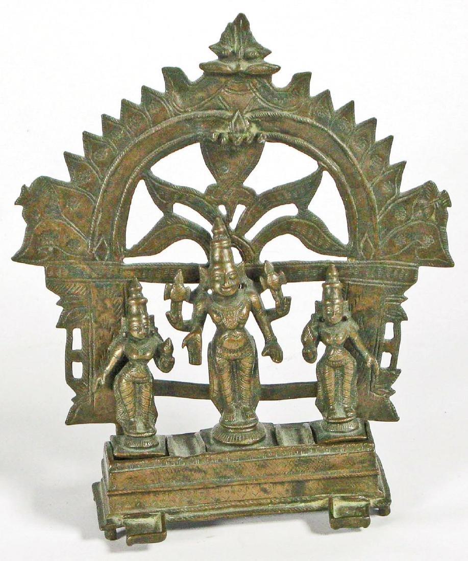 Vishnu Altar, India, 19th c.
