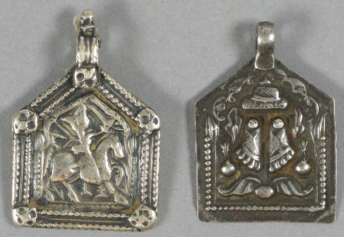 Two Amulets, India