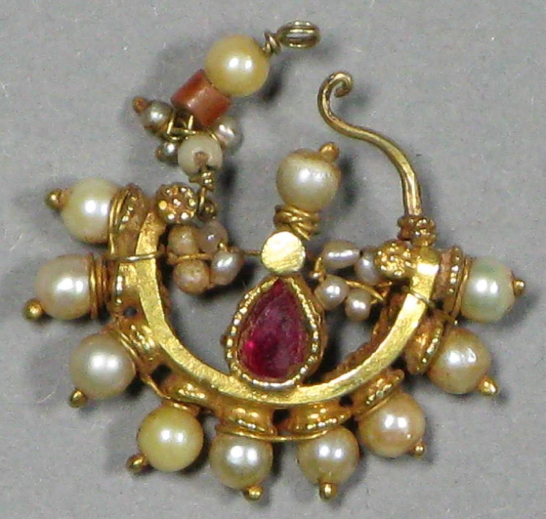 Nose Ring, India