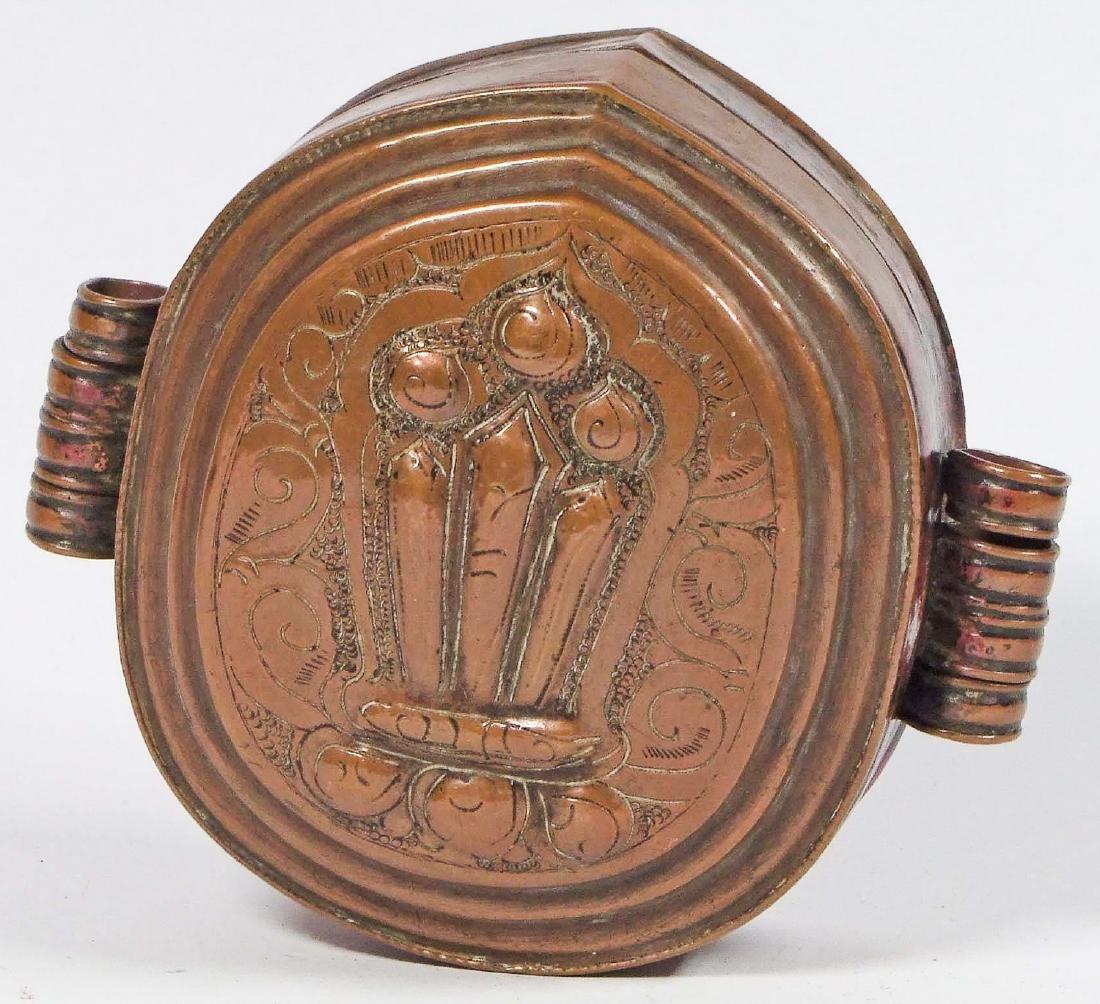 Copper Gau from Ladakh