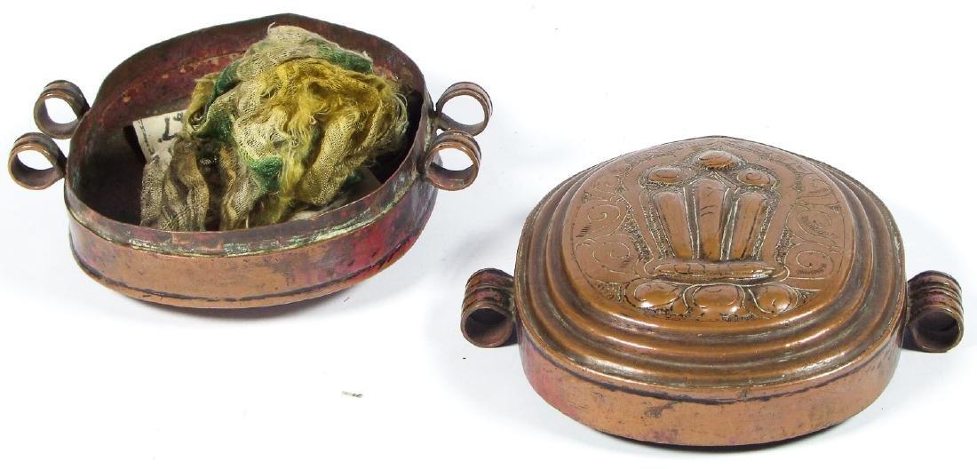 Copper Gau from Ladakh - 4